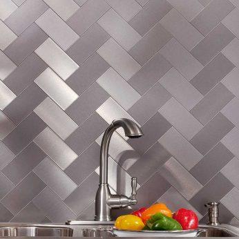 Aspect Peel and Stick Backsplash Tiles