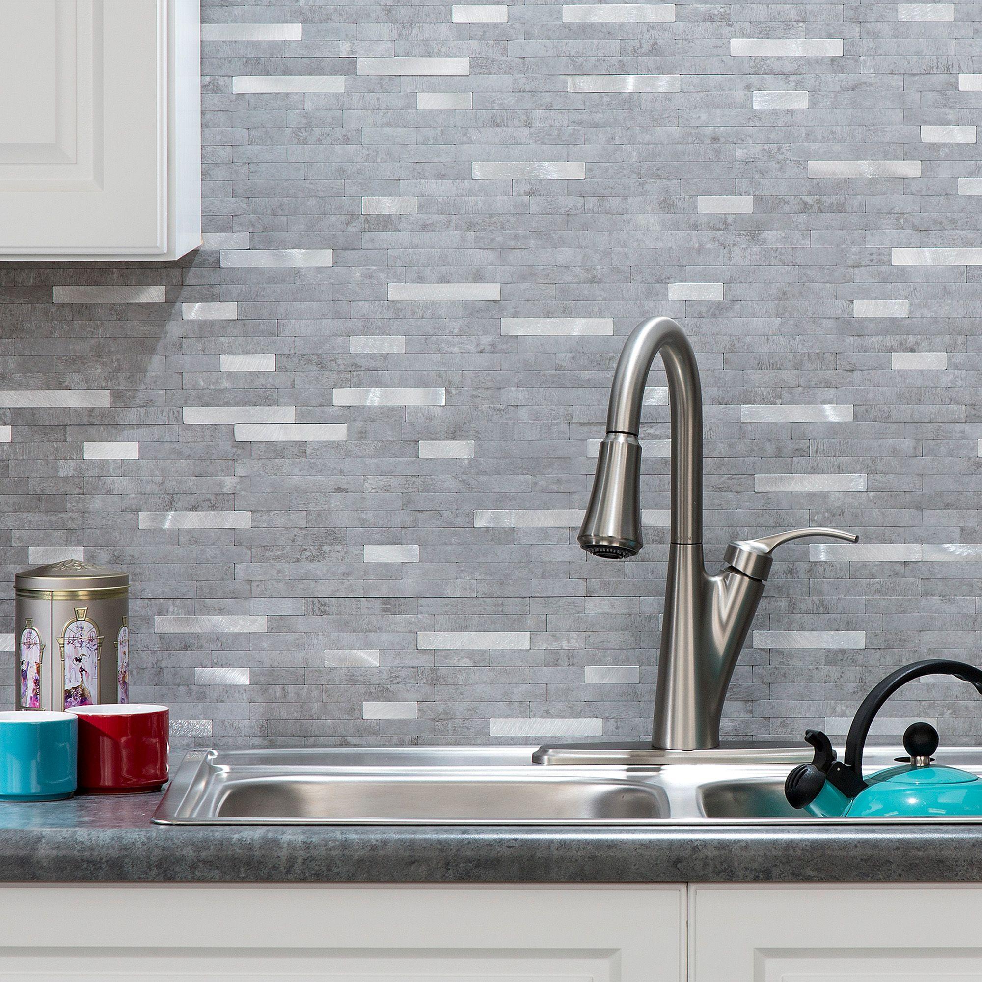 Aspect Peel & Stick Collage Tiles