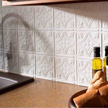 Fasade Decorative Vinyl Backsplash Panels