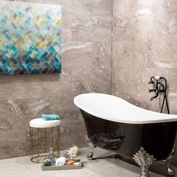 Palisade Wall Tile in Venetian Marble